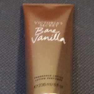 Victoria Secret Bare Vanilla lotion